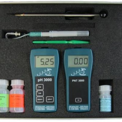 combined ph and ec meters
