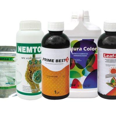 stimulatori prirodne odbrane biljaka