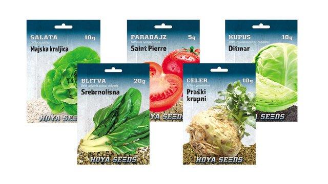 hobi seme povrca
