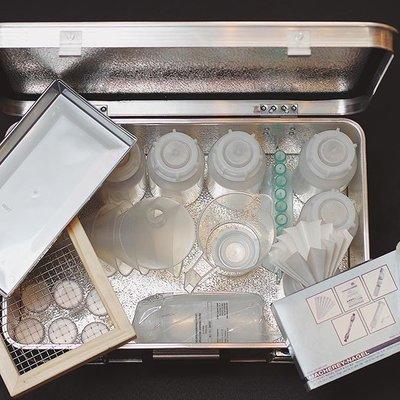 ekstrakcijski kofer za lasa agro fotometre