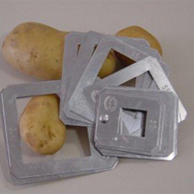 rucni kalibrator za krompir 11 otvora 30 80 mm
