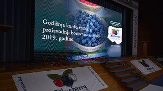 druga konferencija uzgajivaca borovnice