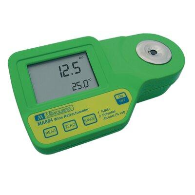 ph metri refraktometri_digitalni refraktometar za vino i proizvode od grozda ma 884