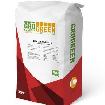 grogreen product line