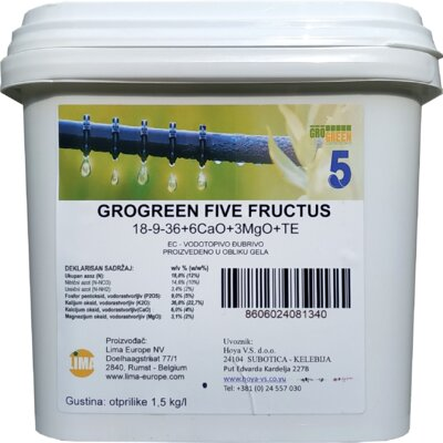 five fructus