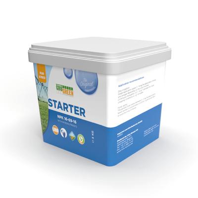 special water soluble gel fertilizers