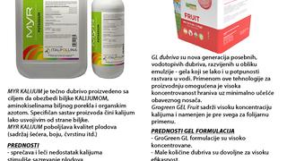 preporuka iz firme hoya v s za period sazrevanja plodova u vocarstvu i povrtarstvu