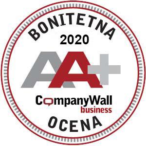 company wall